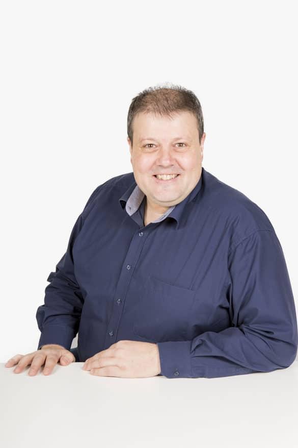 Frank Maier - Head of IT - Congrex Switzerland