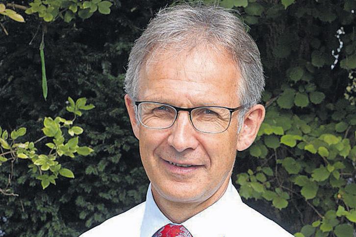 Prof. Hans Rickli