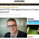 Our CEO Alain Pittet talks about 'The future of the PCO', published by 'Kongres Magazine', October 2015