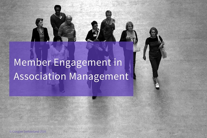 Member Engagement in Association Management