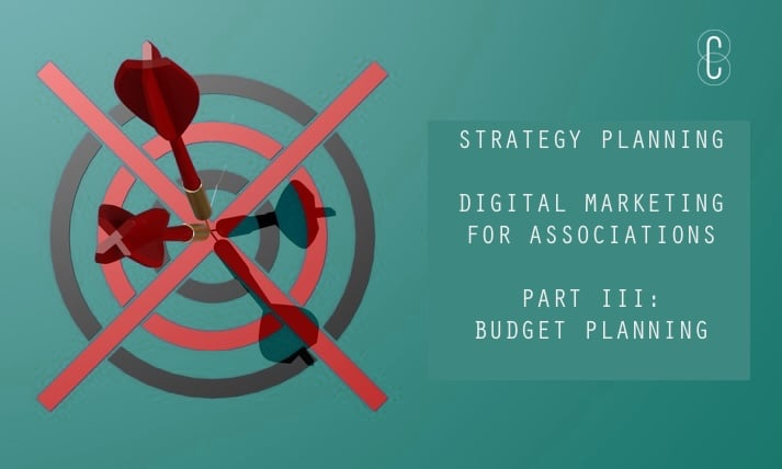 Strategy Planning Digital Marketing Associations - Budget Planning