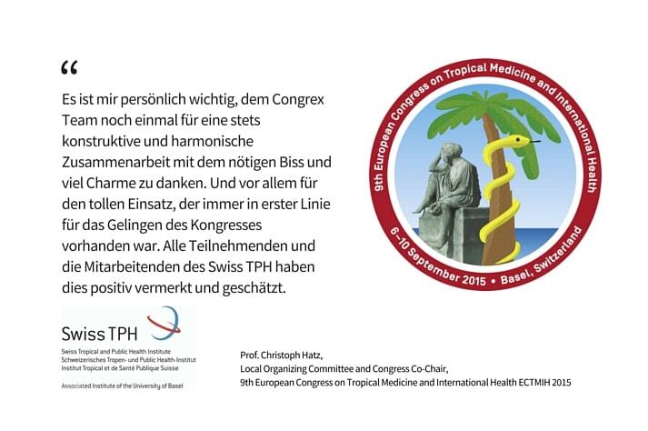 Swiss TPH - ECTMIH