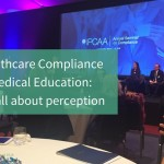 Healthcare Compliance in Medical Education: It's all about perception