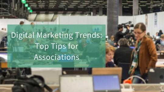 digital marketing for associations