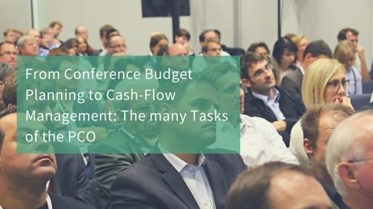 conference budget planning