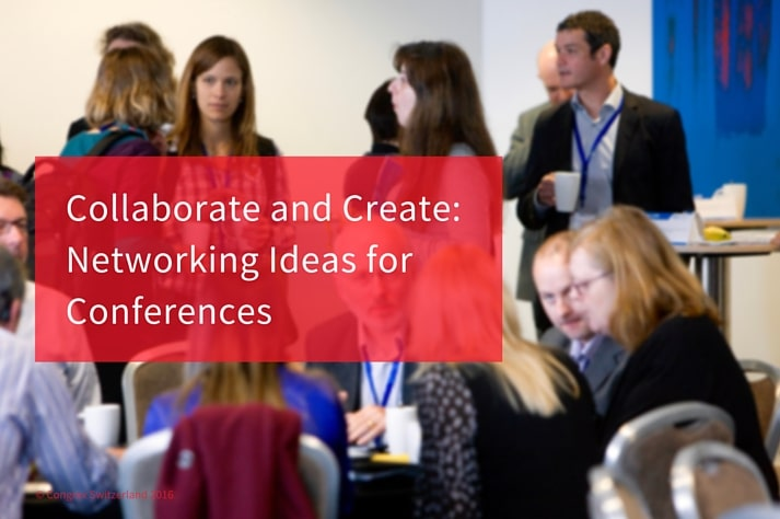 Networking ideas for conferences