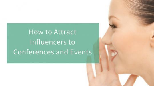 Conference Influencer