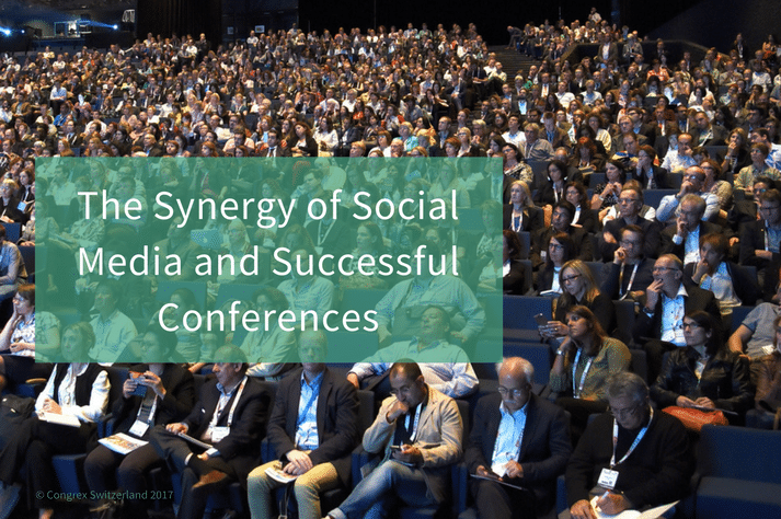 social media and conferences