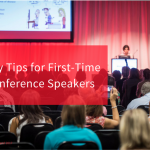 Easy Tips for First-Time Conference Speakers