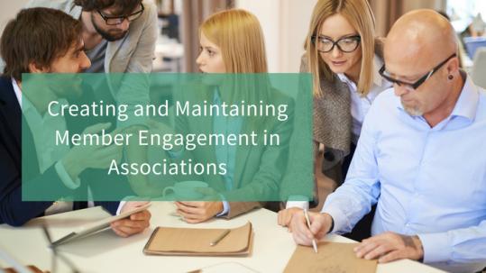Member Engagement Associations