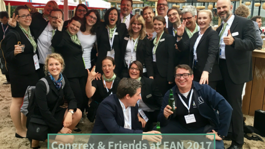 Congrex Newsletter 2 Cover - EAN 2017
