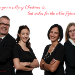 Happy delegates and caring employees – a year's end message from Congrex Switzerland