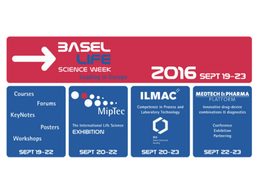 Basel Life Science Week & MipTec 2016