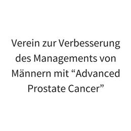 """Verein zur Verbesserung des Managements von Männern mit """"Advanced Prostate Cancer"""""""
