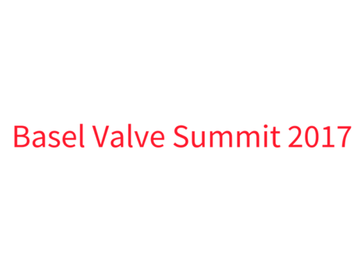 Basel Valve Summit 2017