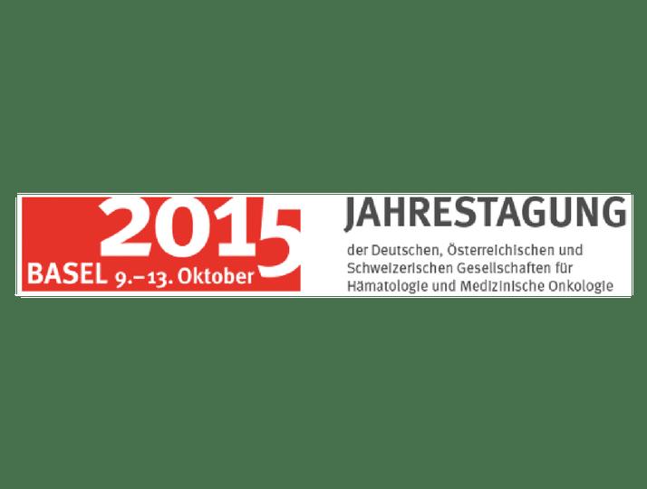 DGHO Jahrestagung 2015