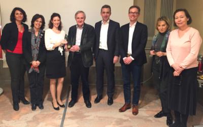 Long-term client ECTRIMS wins IAPCO Regional Client Award 2017