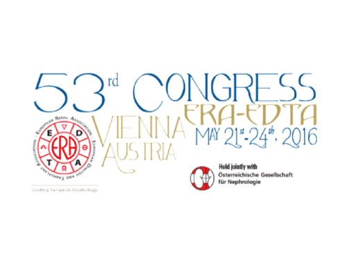 53rd ERA-EDTA Congress 2016
