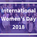 CEO Message for International Women's Day – 8 March 2018