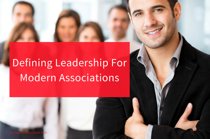 Defining Leadership for Modern Associations
