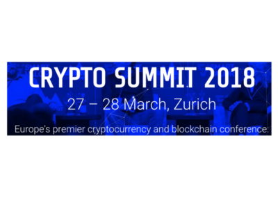 Crypto + ICO Summit 2018