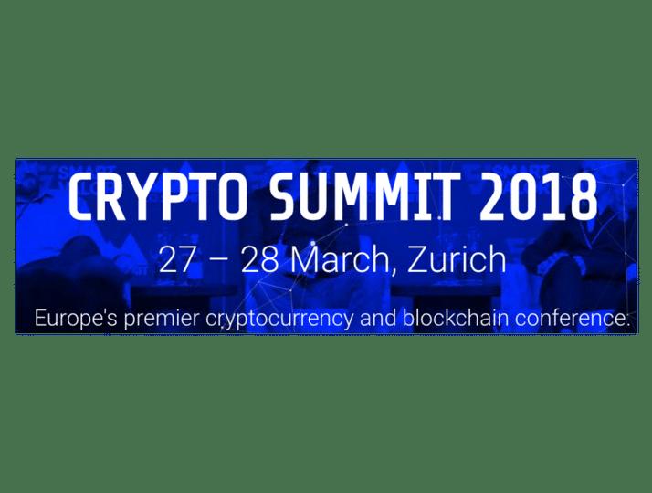 Crypto + ICO Summit 2018