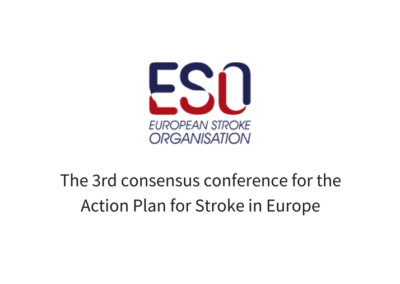 3rd Consensus Conference for the Action Plan for Stroke in Europe