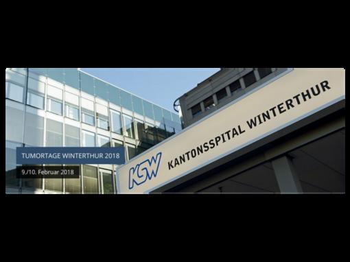 Tumortage Winterthur 2018