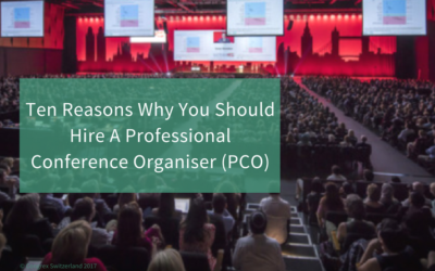 Ten Reasons Why You Should Hire A Professional Conference Organiser (PCO)