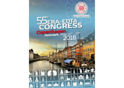 55TH ERA-EDTA Congress 2018