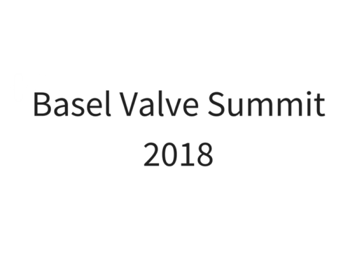 Basel Valve Summit 2018