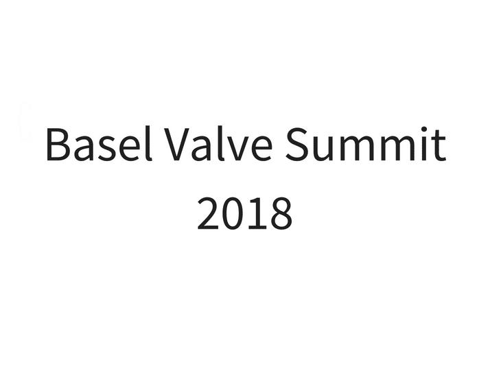 Basel Valve Summit 2018