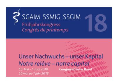 SGAIM Spring Conference 2018