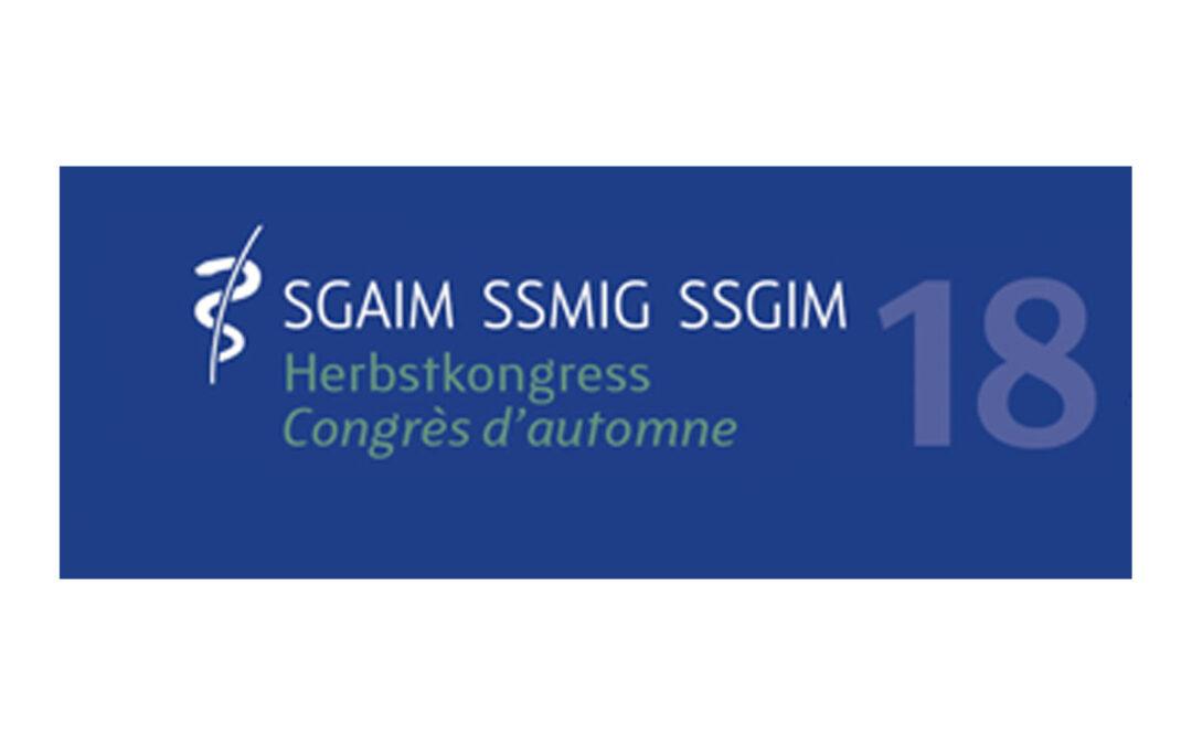 SGAIM Herbstkongress 2018