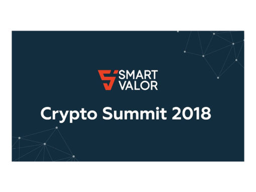 Crypto Summit Autumn 2018