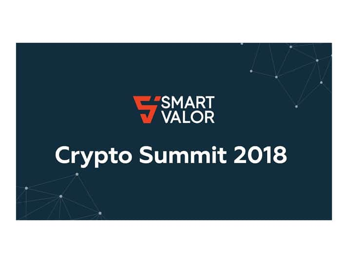 Crypto Summit Herbst 2018