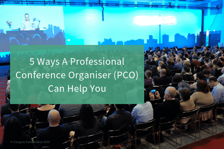 5 Ways A Professional Conference Organiser (PCO) Can Help You