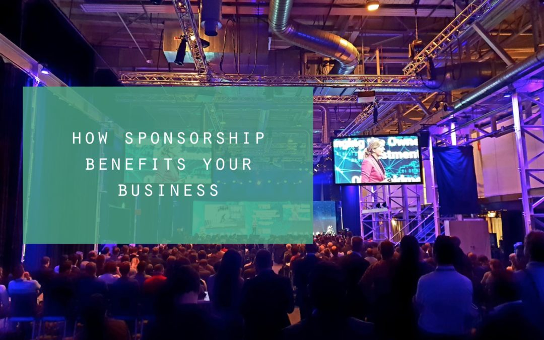 How Event Sponsorship Benefits Your Business