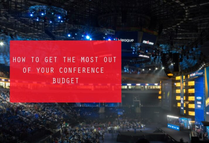 conference budget