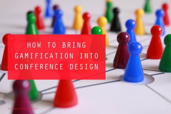 How To Bring Gamification Into Conference Design
