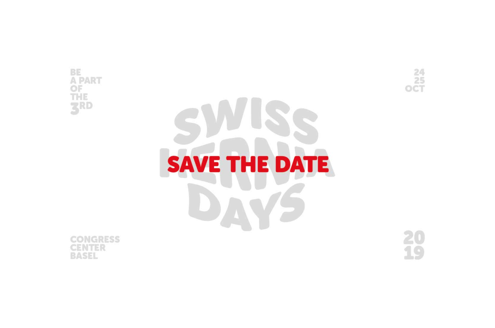 Swiss Hernia Days 2019