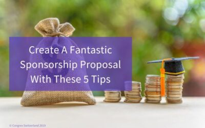 Create A Fantastic Sponsorship Proposal With These 5 Tips