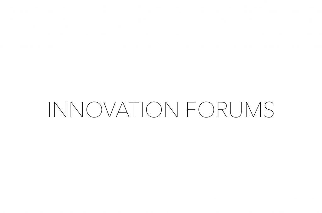 Innovation Forums 2020