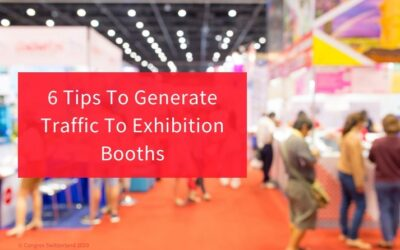 Six Tips To Generate Traffic To Exhibition Booths