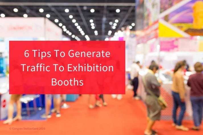 Blog Image Generate Traffic Exhibition Booths