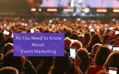 All You Need to Know About Event Marketing