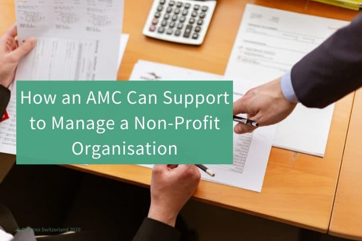 How an AMC Can Support to Manage a Non Profit Organisation