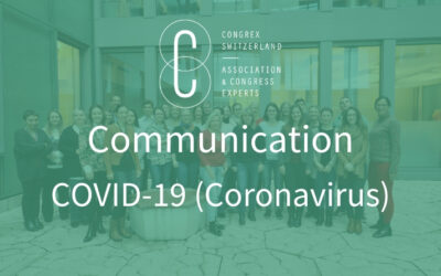 Communication COVID-19 (Coronavirus)