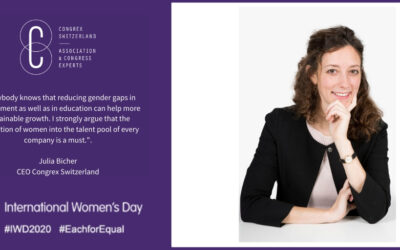 CEO Message for International Women's Day 2020