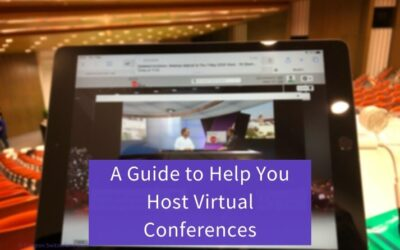 A Guide To Help You Host Virtual Conferences